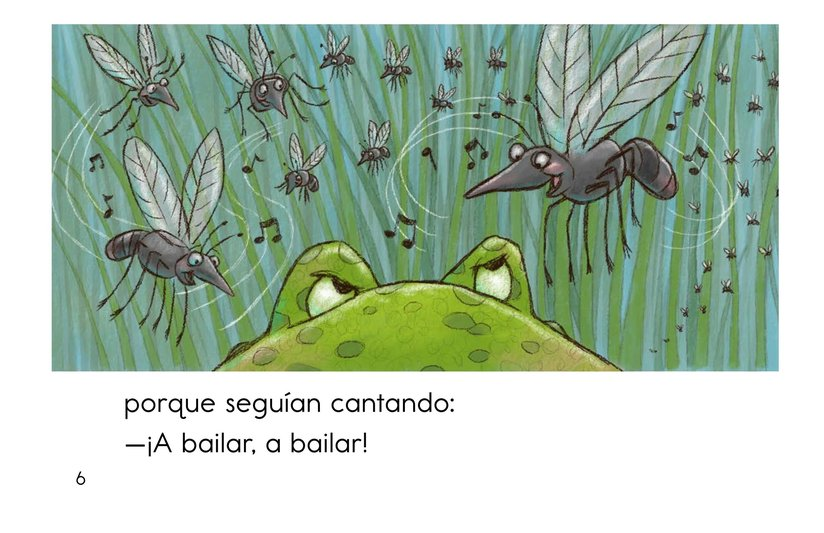 Book Preview For El sapo Page 6