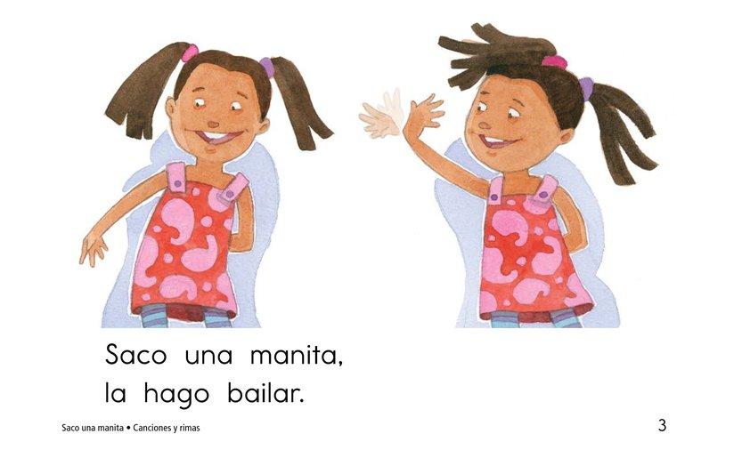 Book Preview For Saco una manita Page 3