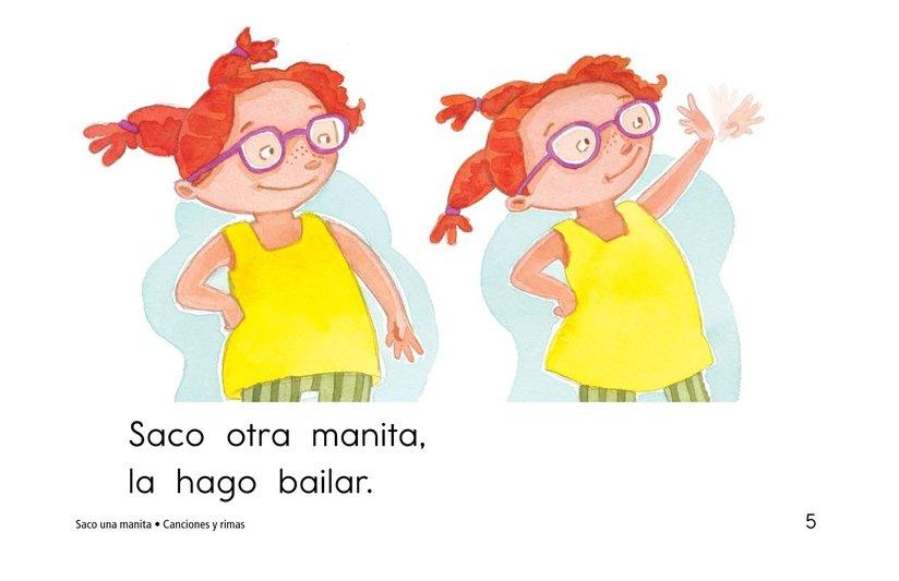 Book Preview For Saco una manita Page 5
