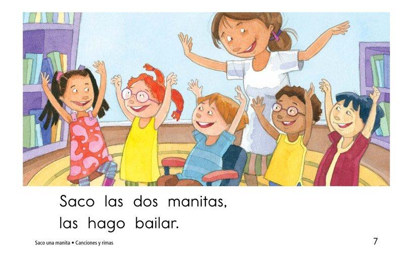 Book Preview For Saco una manita Page 7
