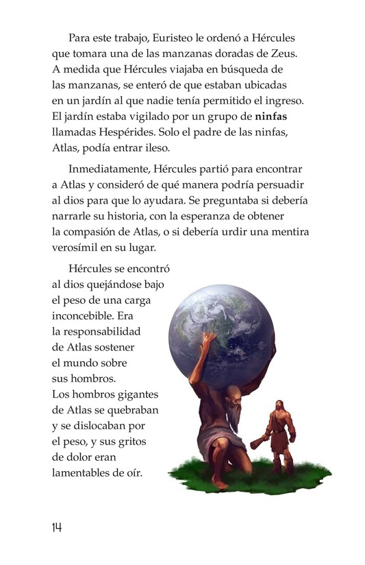 Book Preview For The Labors of Hercules Page 14