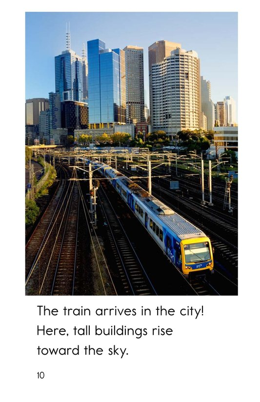 Book Preview For Taking the Train Page 10