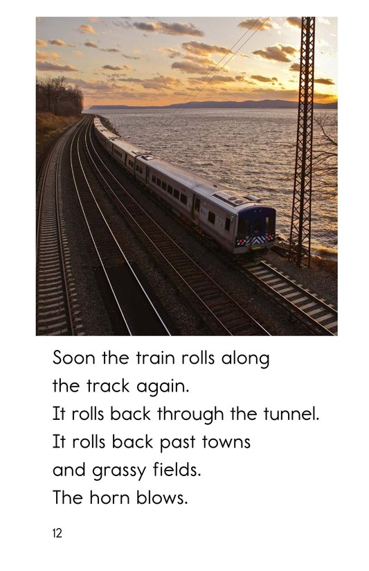 Book Preview For Taking the Train Page 12