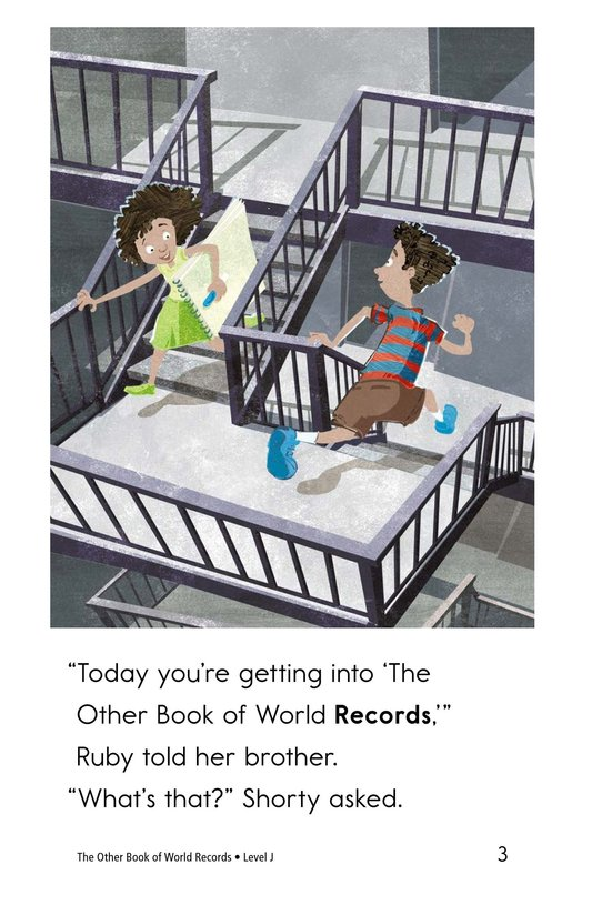 Book Preview For The Other Book of World Records Page 3