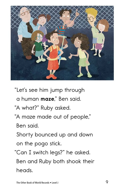 Book Preview For The Other Book of World Records Page 9