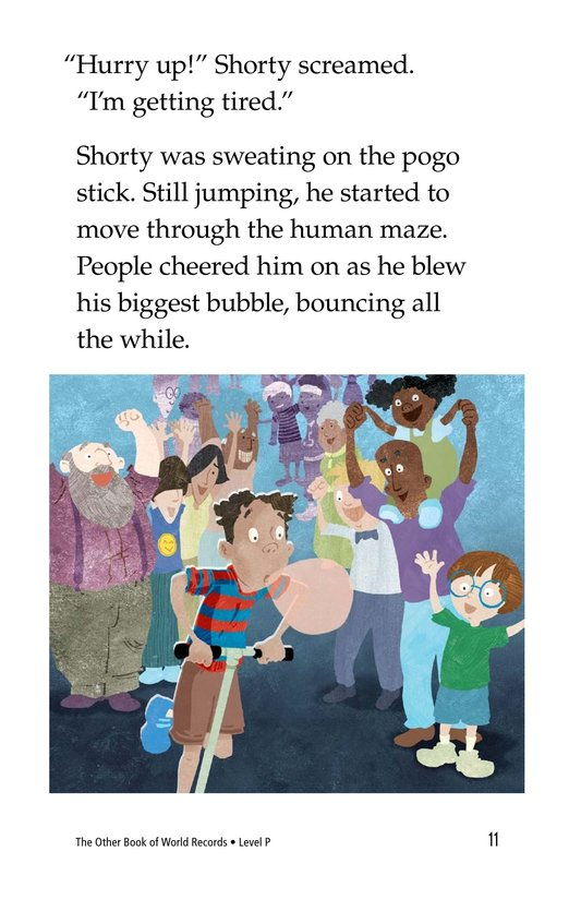 Book Preview For The Other Book of World Records Page 11