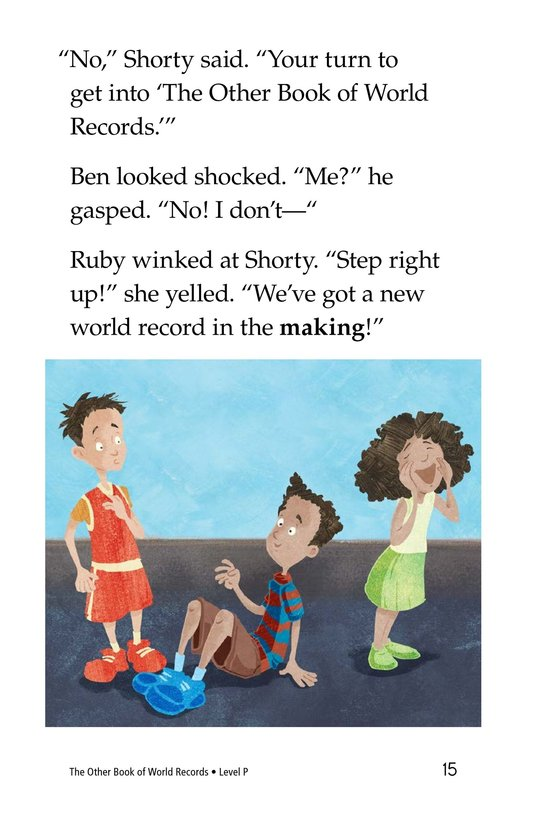 Book Preview For The Other Book of World Records Page 15