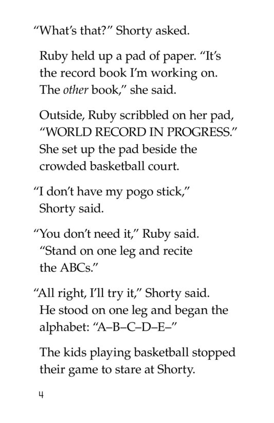Book Preview For The Other Book of World Records Page 4
