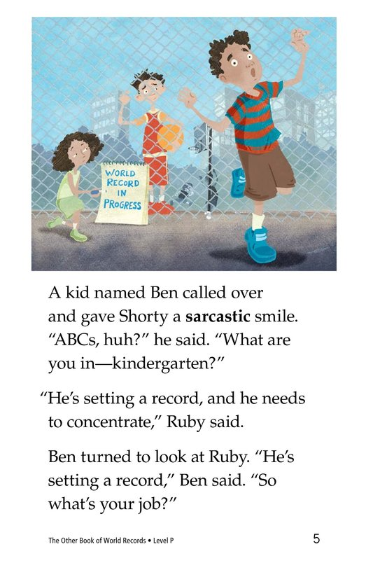 Book Preview For The Other Book of World Records Page 5