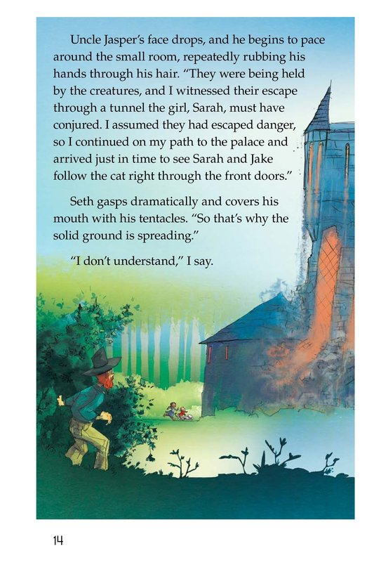 Book Preview For The Creature and the Queen Page 14