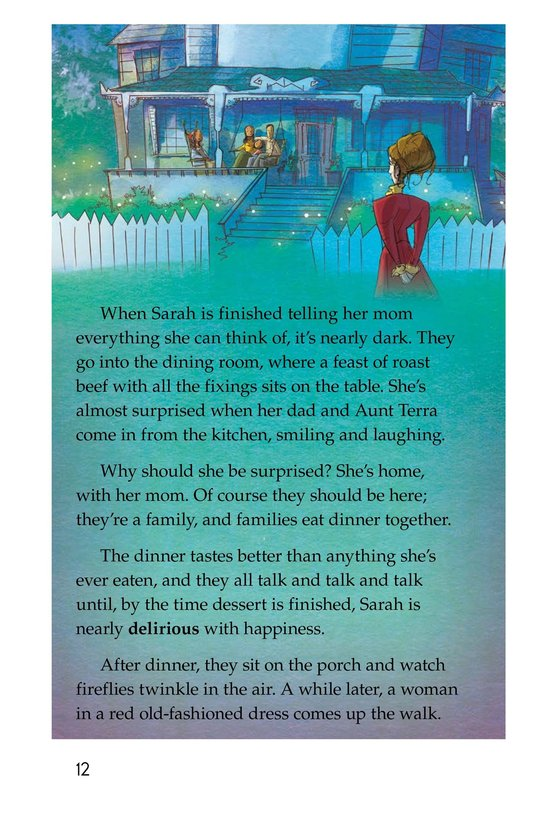 Book Preview For The Other Side of the Glass Page 12