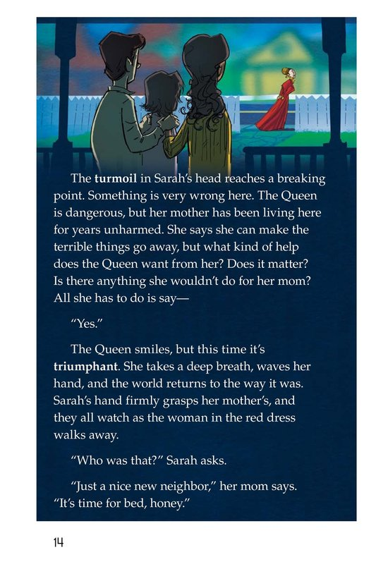 Book Preview For The Other Side of the Glass Page 14