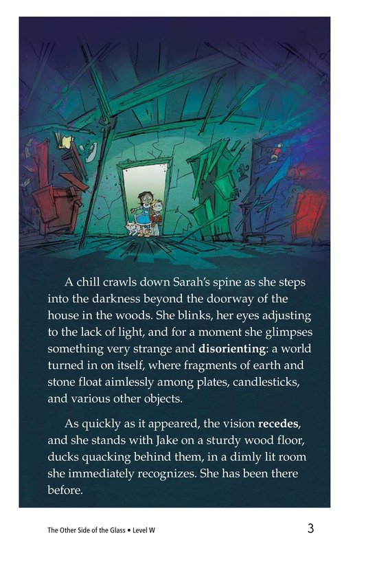 Book Preview For The Other Side of the Glass Page 3