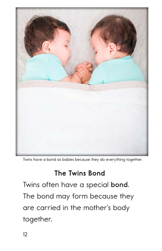 Book Preview For Two Make Twins Page 12