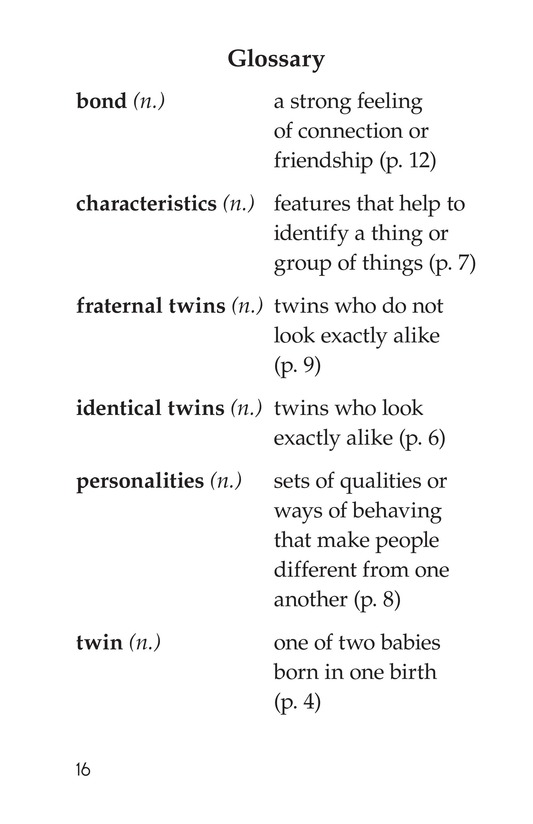 Book Preview For Two Make Twins Page 16