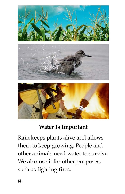Book Preview For Earth's Water Page 14