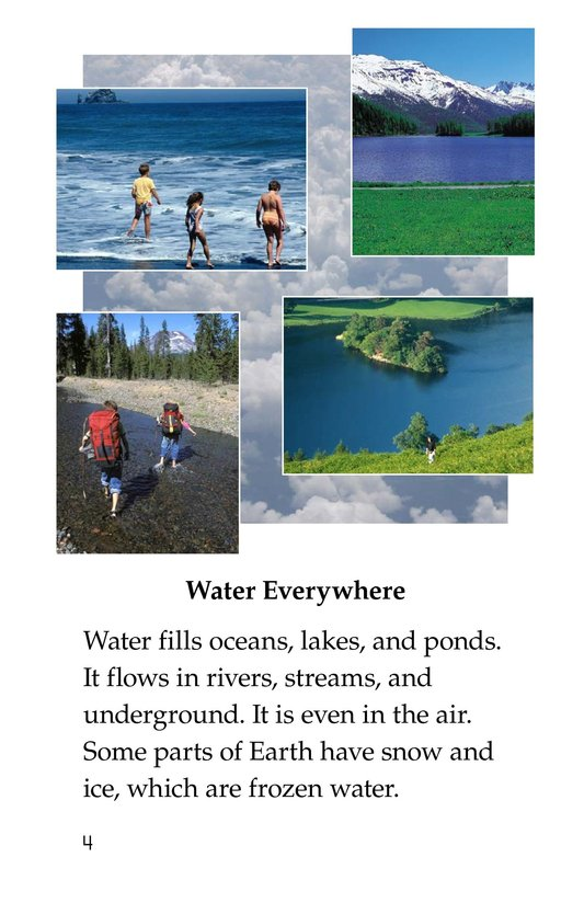 Book Preview For Earth's Water Page 4