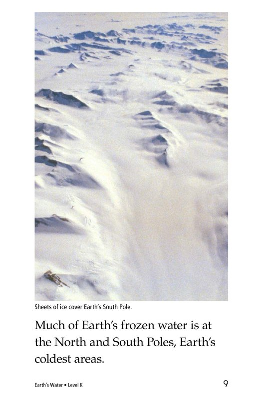 Book Preview For Earth's Water Page 9