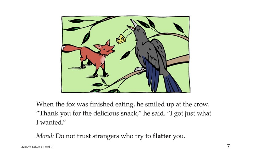 Book Preview For Aesop's Fables Page 7