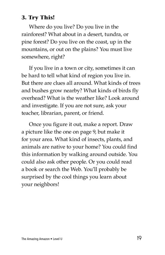 Book Preview For The Amazing Amazon Page 19