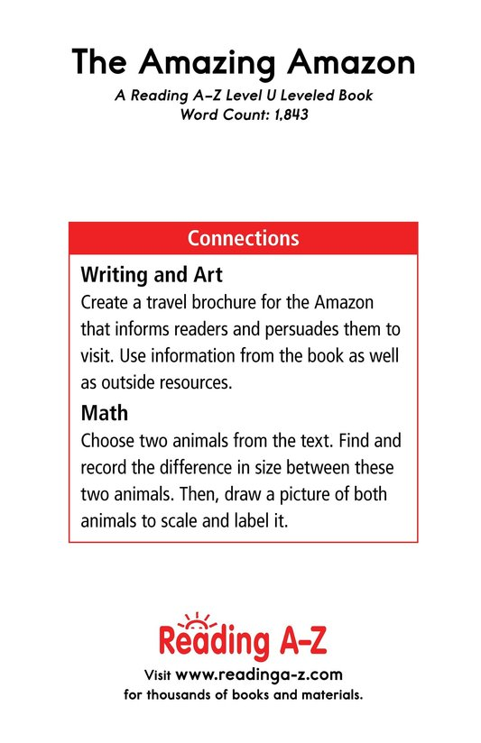 Book Preview For The Amazing Amazon Page 21