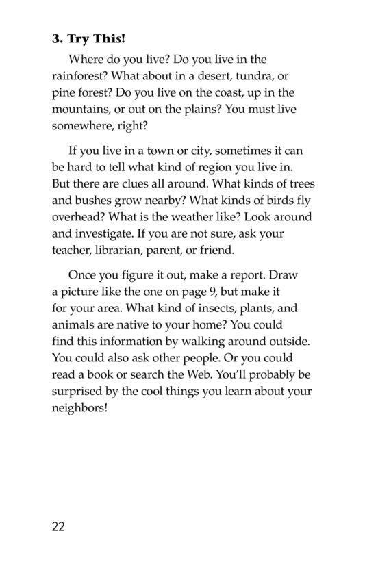 Book Preview For The Amazing Amazon Page 22