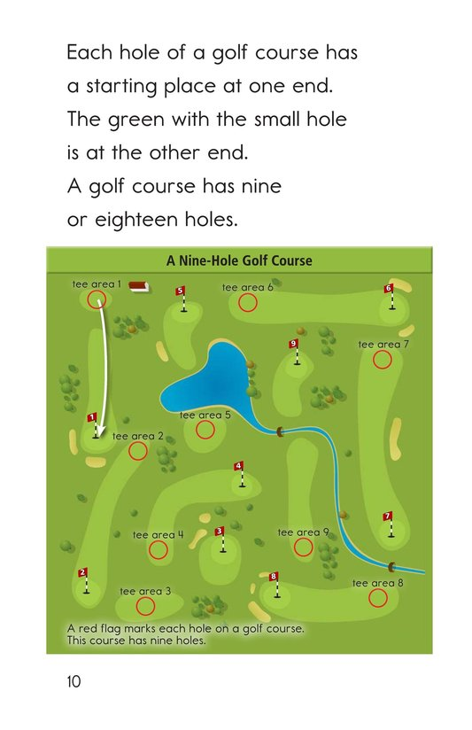 Book Preview For Golf Page 10