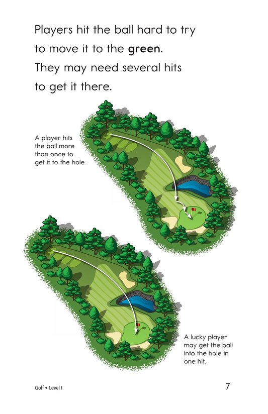 Book Preview For Golf Page 7