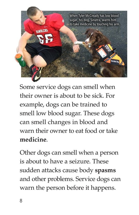 Book Preview For Dogs at Work Page 8