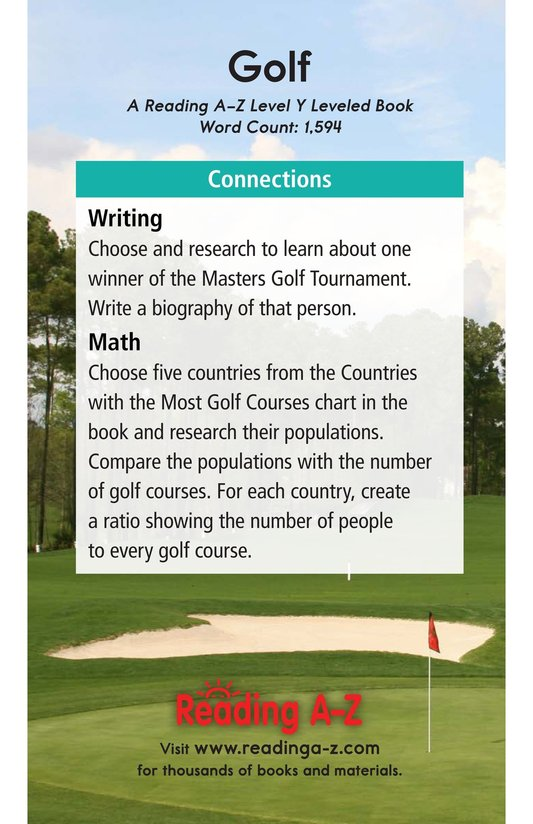 Book Preview For Golf Page 17