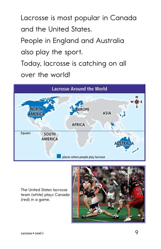 Book Preview For Lacrosse Page 9