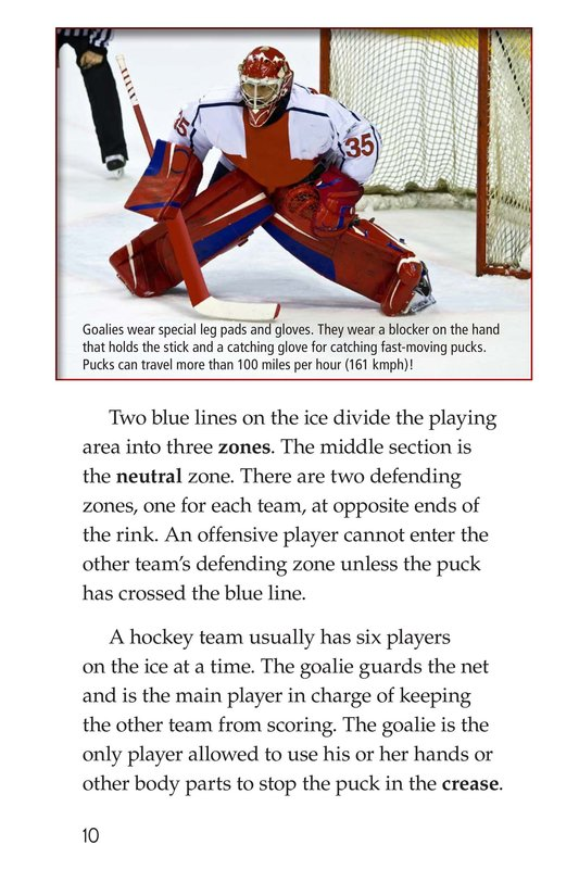 Book Preview For Hockey Page 10