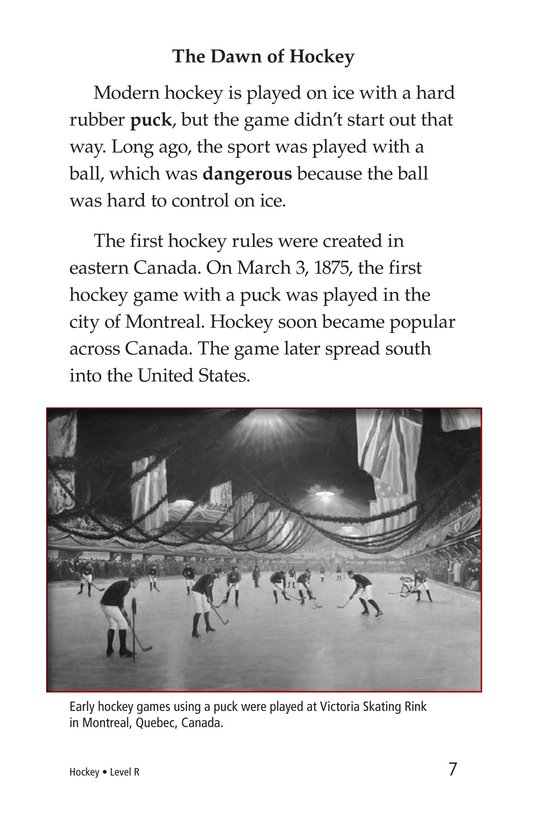 Book Preview For Hockey Page 7