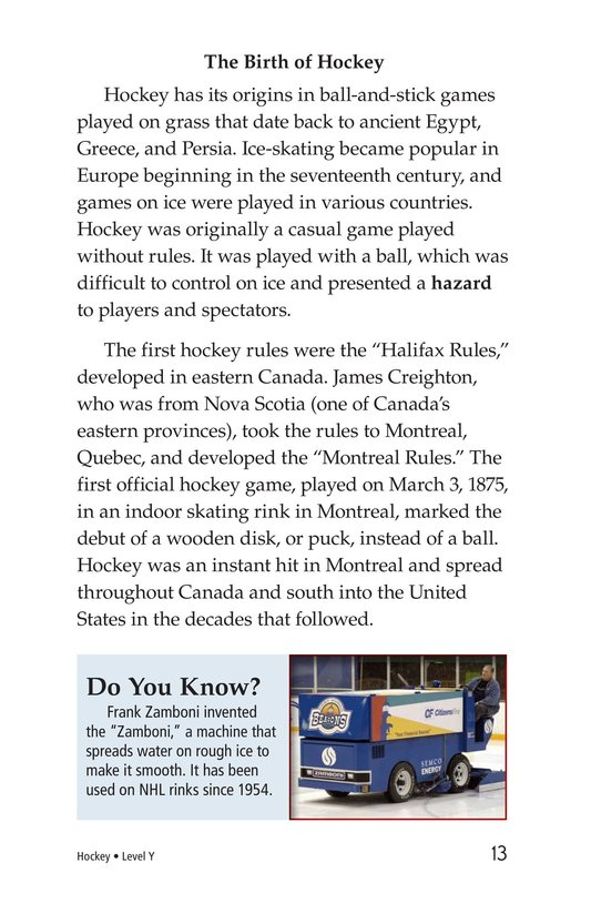 Book Preview For Hockey Page 13