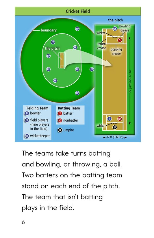 Book Preview For Cricket Page 6