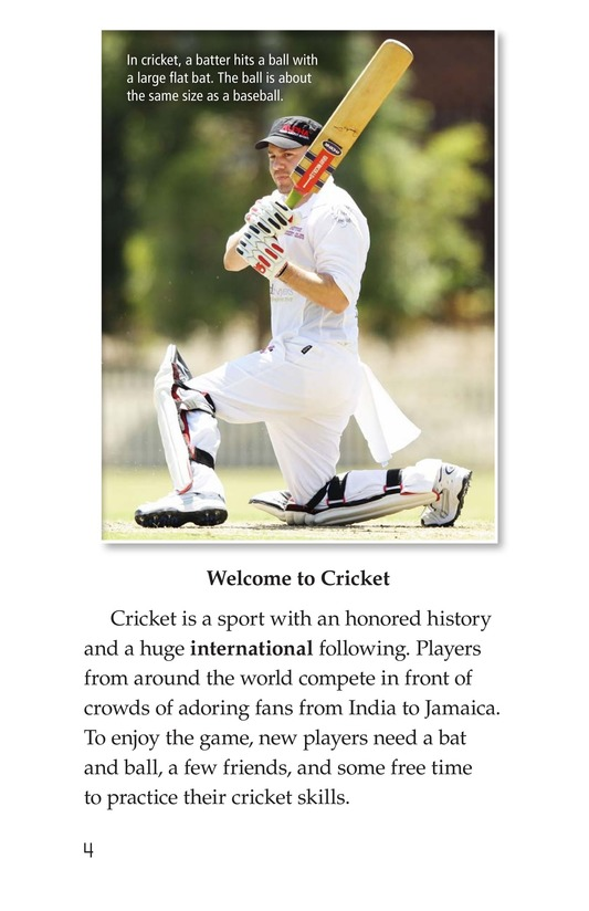 Book Preview For Cricket Page 4