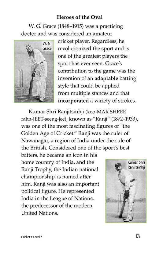 Book Preview For Cricket Page 13