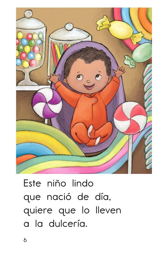 Book Preview For Arrorró mi niño Page 6