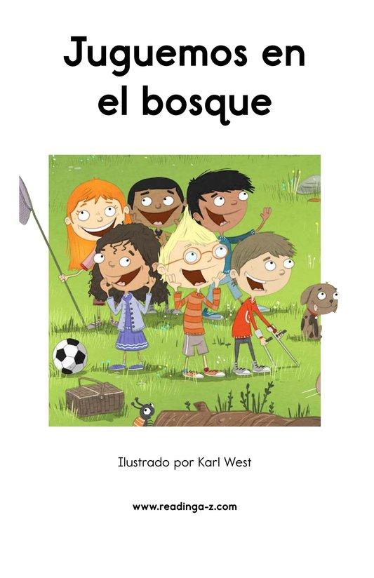 Book Preview For Juguemos en el bosque Page 2