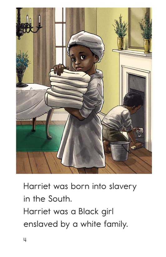Book Preview For Harriet Tubman Page 4