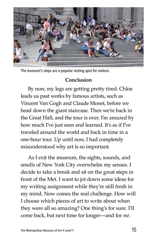Book Preview For The Metropolitan Museum of Art Page 15
