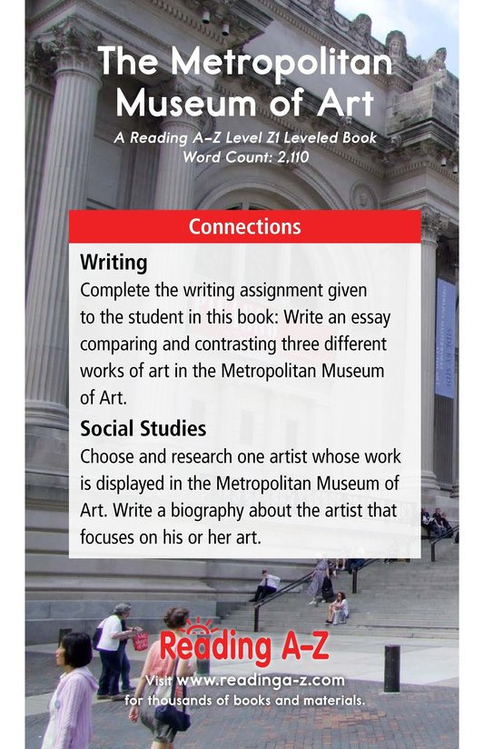 Book Preview For The Metropolitan Museum of Art Page 21