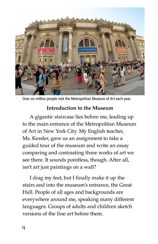 Book Preview For The Metropolitan Museum of Art Page 4
