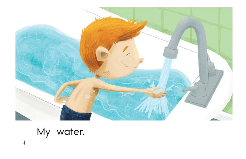 Book Preview For My Bath Page 4