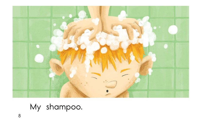 Book Preview For My Bath Page 8