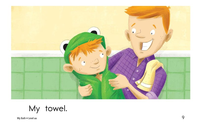 Book Preview For My Bath Page 9