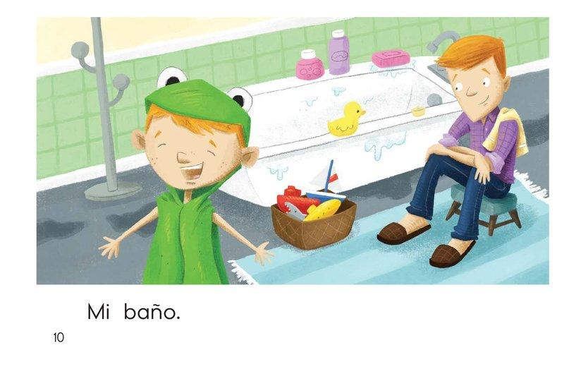 Book Preview For My Bath Page 10