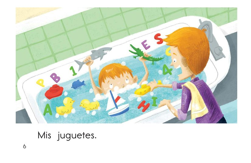 Book Preview For My Bath Page 6