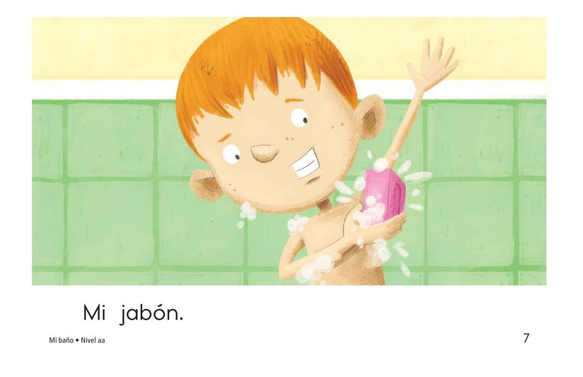 Book Preview For My Bath Page 7