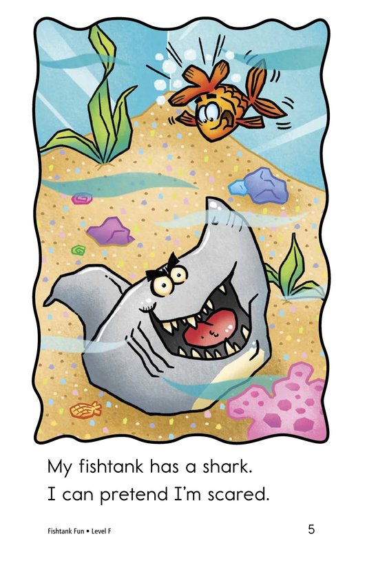 Book Preview For Fishtank Fun Page 5